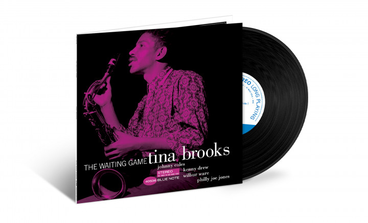 "JazzEcho-Plattenteller: Tone Poet Vinyl Series - Tina Brooks ""The Waiting Game"""