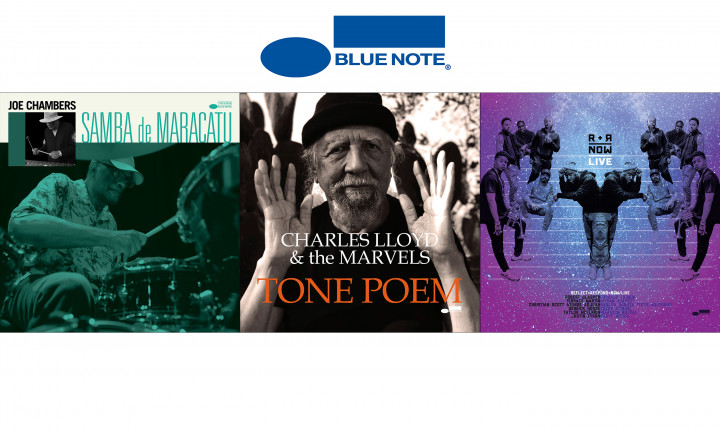 "Joe Chambers "" Samba de Maracatu"" / Charles Lloyd ""Tone Poem"" / R+R=Now "" R+R=Now Live (Blue Note Club New York/2018)"""