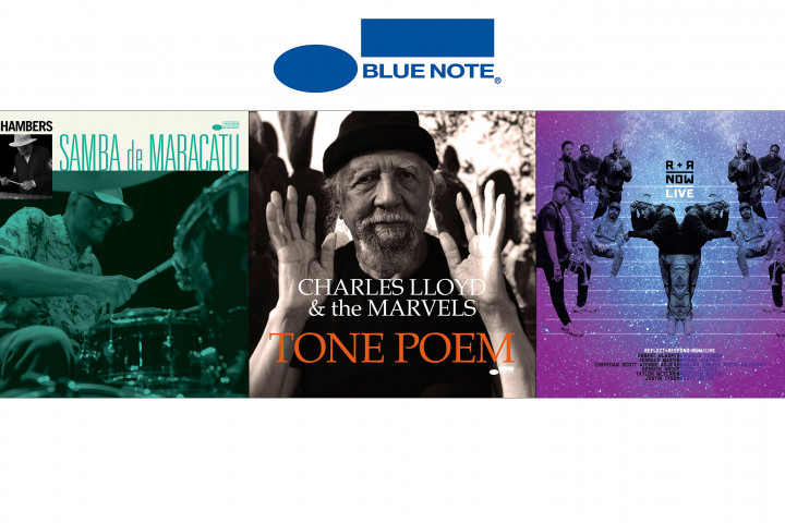 "Joe Chambers "" Samba de Maracatu"" / Charles Lloyd ""Tone Poem"" / R+R=Now "" R+R=Now Live (Blue Note Club New York/2018)"""