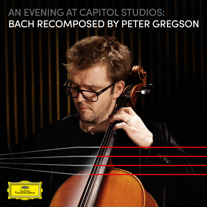 Peter Gregson: An evening at Capitiol Studios - Bach recomposed