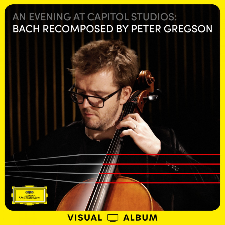 AN EVENING AT CAPITOL STUDIOS: Bach Recomposed / Peter Gregson (Visual Album) Cover