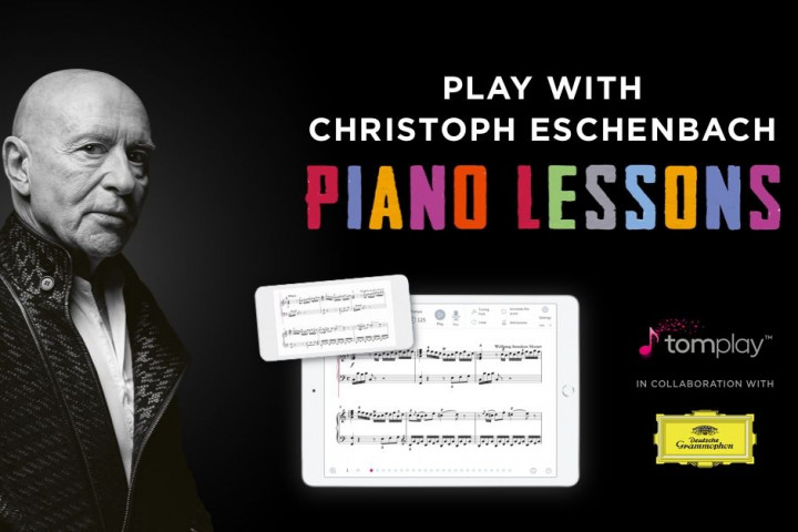 Play with Christoph Eschenbach in Collaboration with Tomplay
