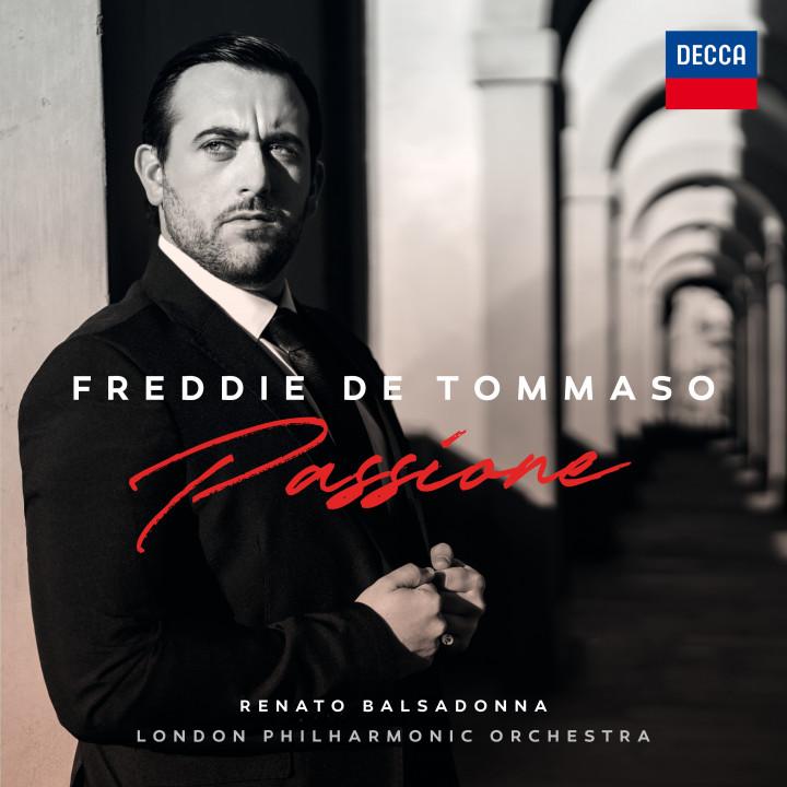 Freddie De Tommaso - Passione Cover