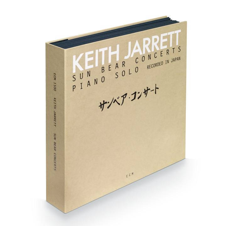 Keith Jarrett Sun Bear Concerts