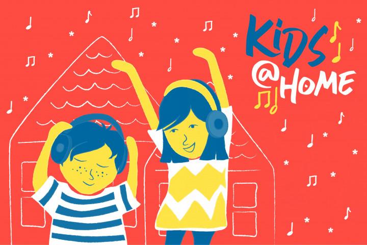 Kids at Home - Newsbild