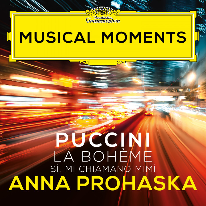 Musical Moments - Puccini: La Bohème - Anna Prohaska