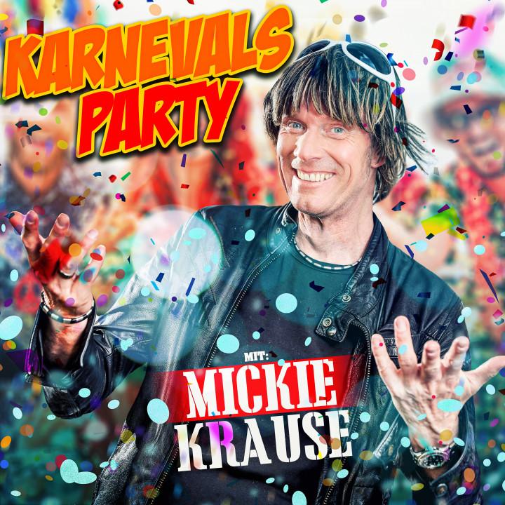 Karnevalsparty mit Mickie Krause - Cover