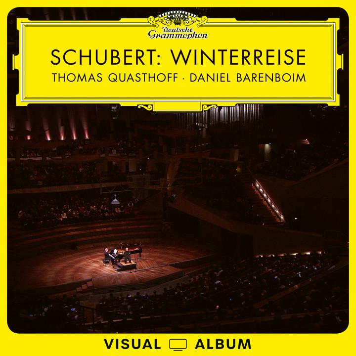 Schubert: Winterreise - Quasthoff, Barenboim Euroarts Cover