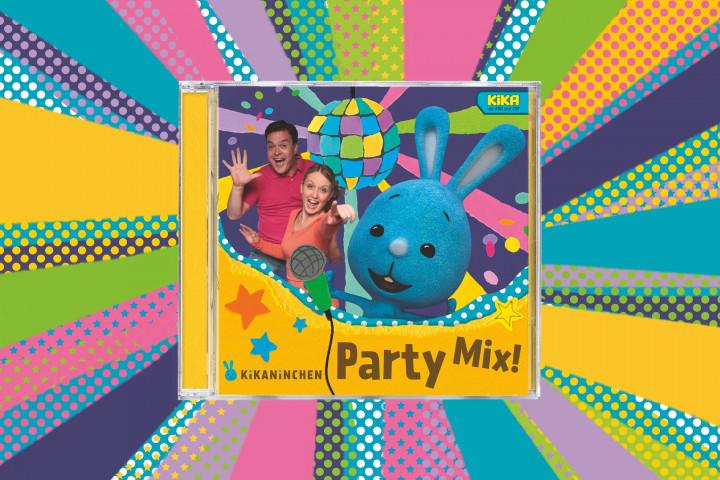 Der Kikaninchen Party Mix! - Musik für die Familiendisco