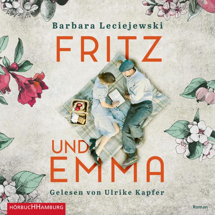 Barbara Leciejewski: Fritz und Emma - Cover