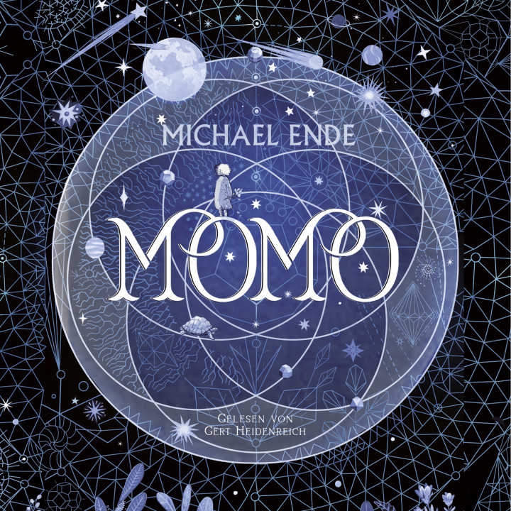 Michael Ende: Momo - Cover 2021
