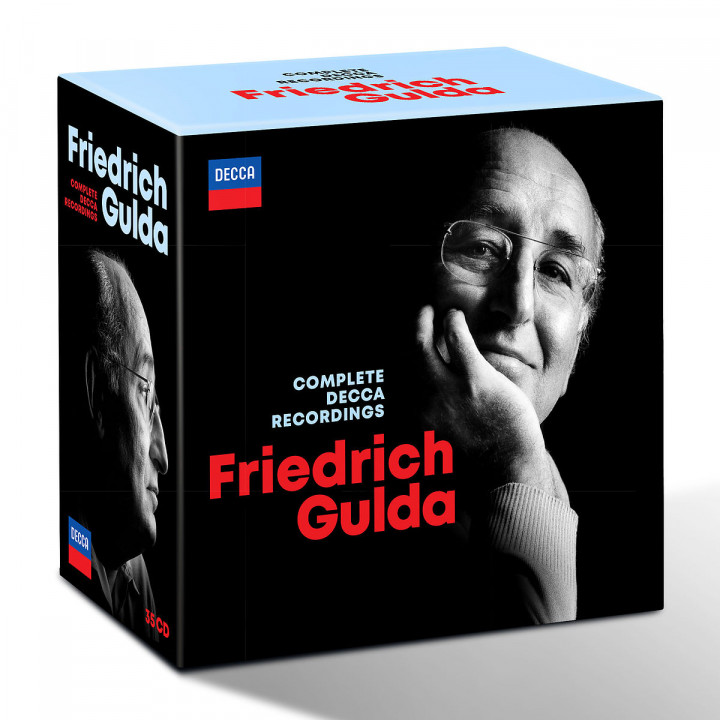 Friedrich Gulda: Complete Decca Recording