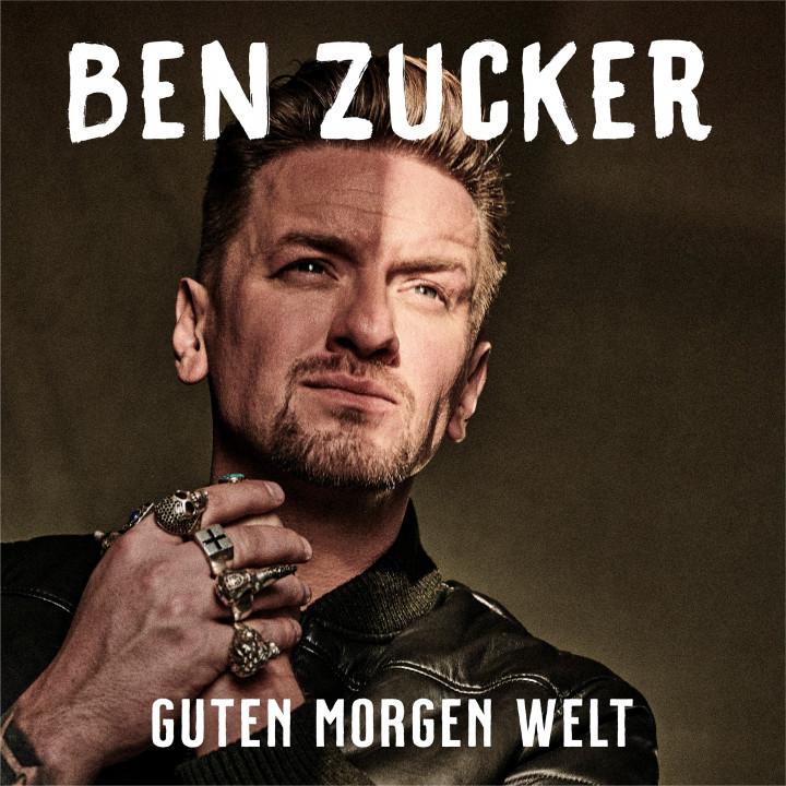 Ben Zucker - Guten Morgen Welt - Cover