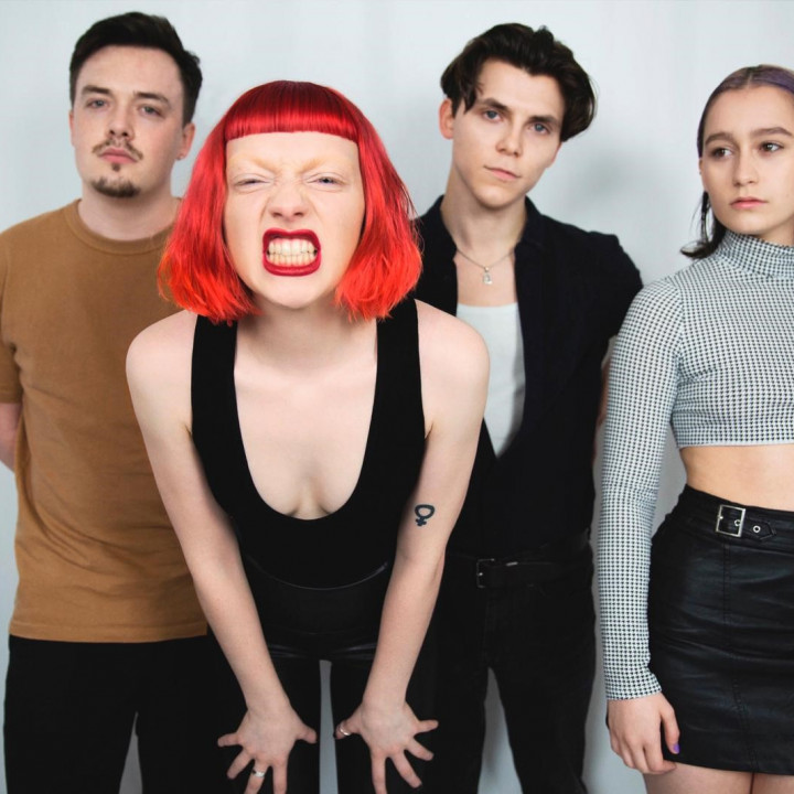 SOPHIE AND THE GIANTS 2021