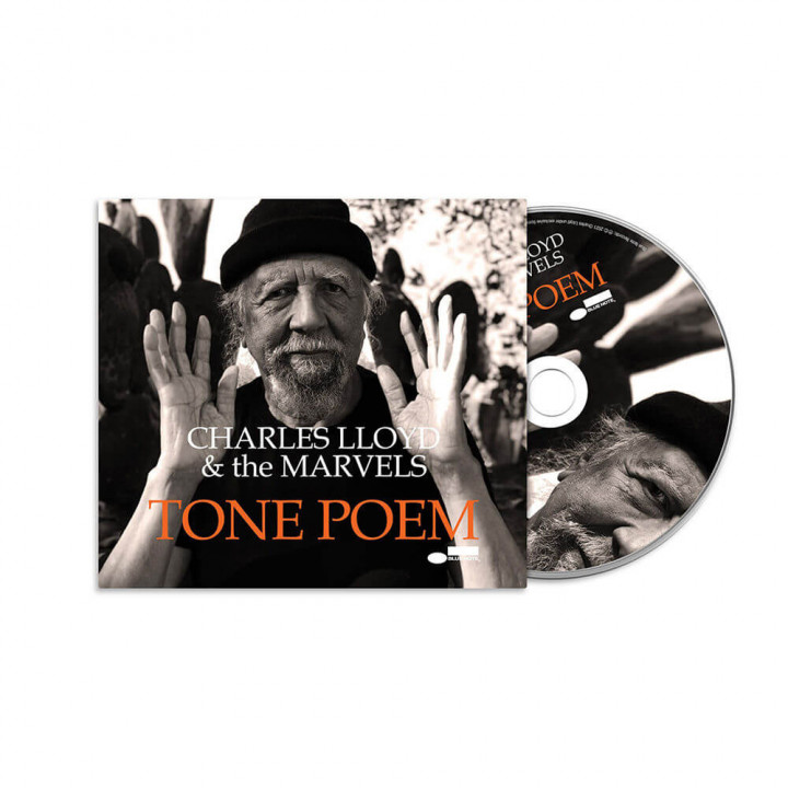 Charles Lloyd - Tone Poem (CD Packshot)