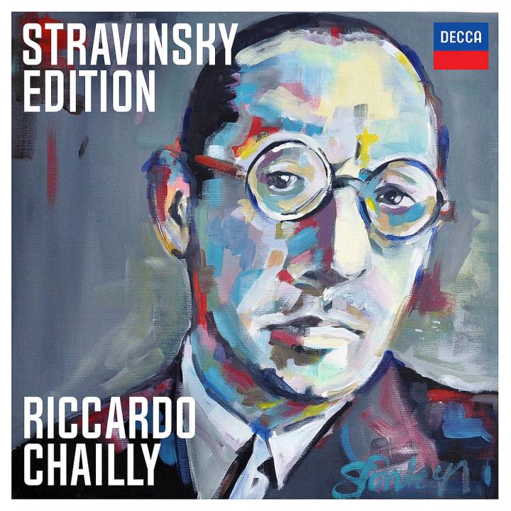 Riccardo Chailly Stravinsky Edition
