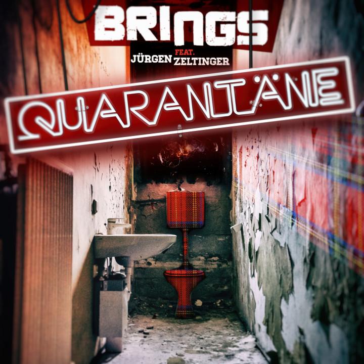 Brings - Quarantäne - Cover