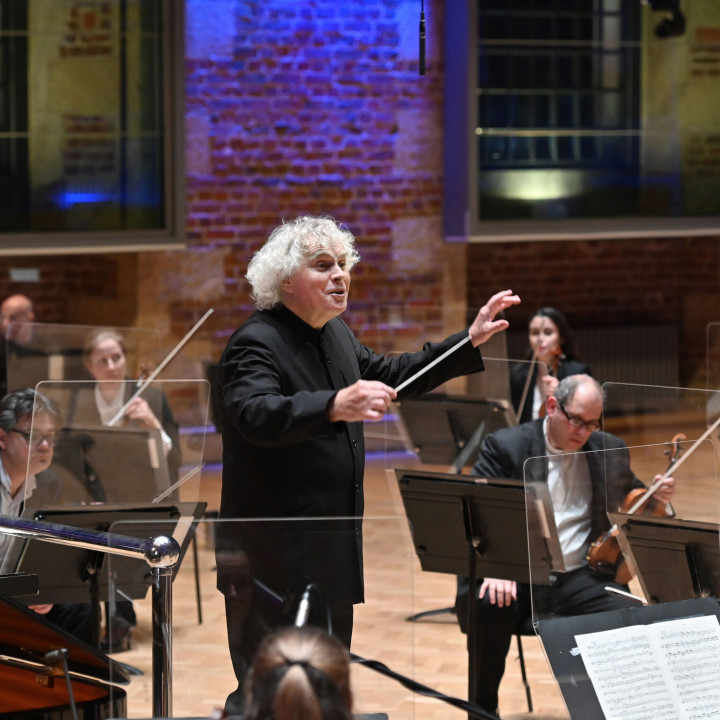 Simon Rattle, London Symphony Orchestra
