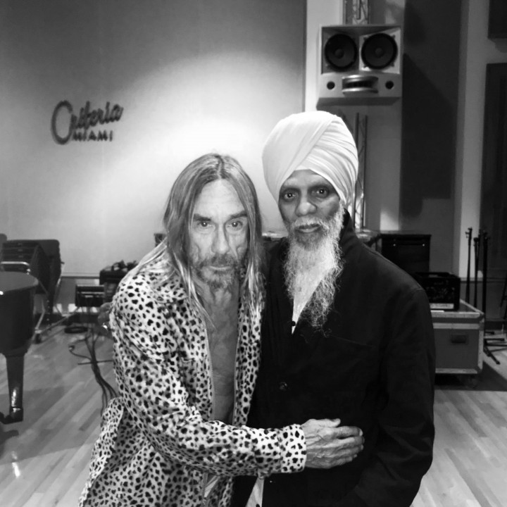 Iggy Pop & Dr. Lonnie Smith