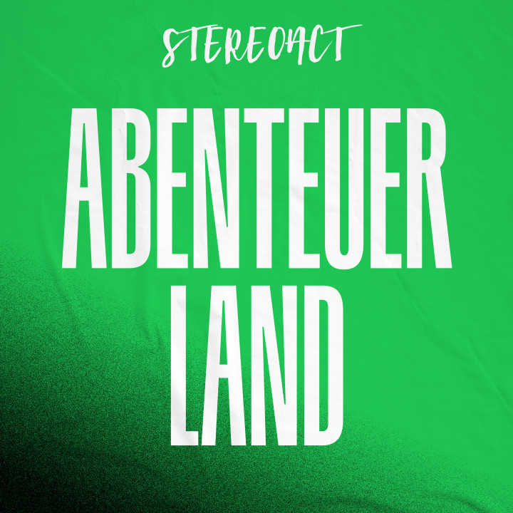Stereoact - Abenteuerland - Cover