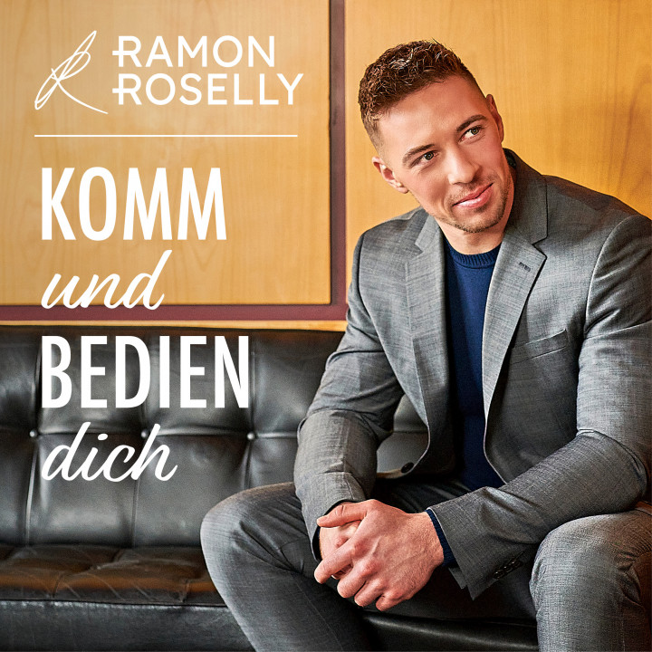 Ramon Roselly - Komm und bedien dich - Cover
