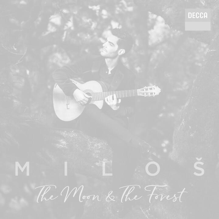 MILOŠ The Moon & The Forest Website News