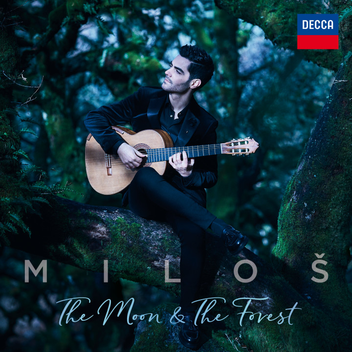 Miloš - The Moon & The Forrest Cover