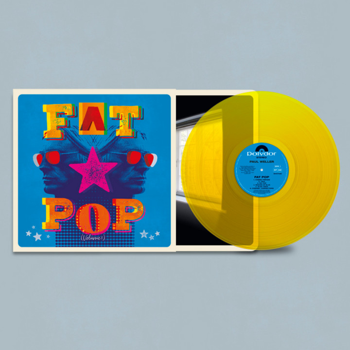 Fat Pop Yellow LP