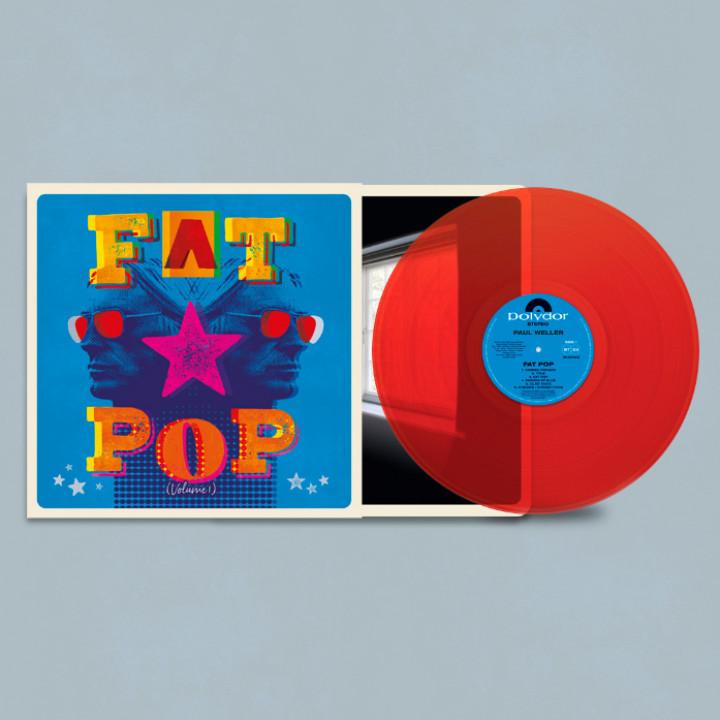 Fat Pop Red LP