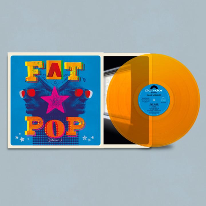 Fat Pop Orange LP