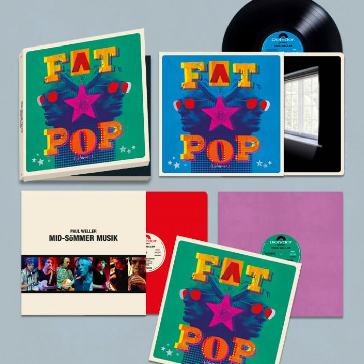 Fat Pop 3LP BoxSet