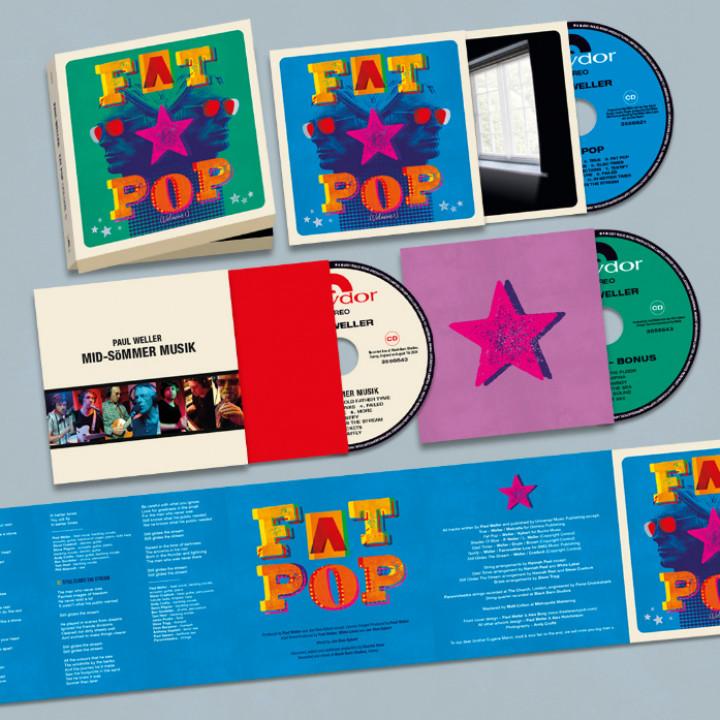 Fat Pop 3CD BoxSet
