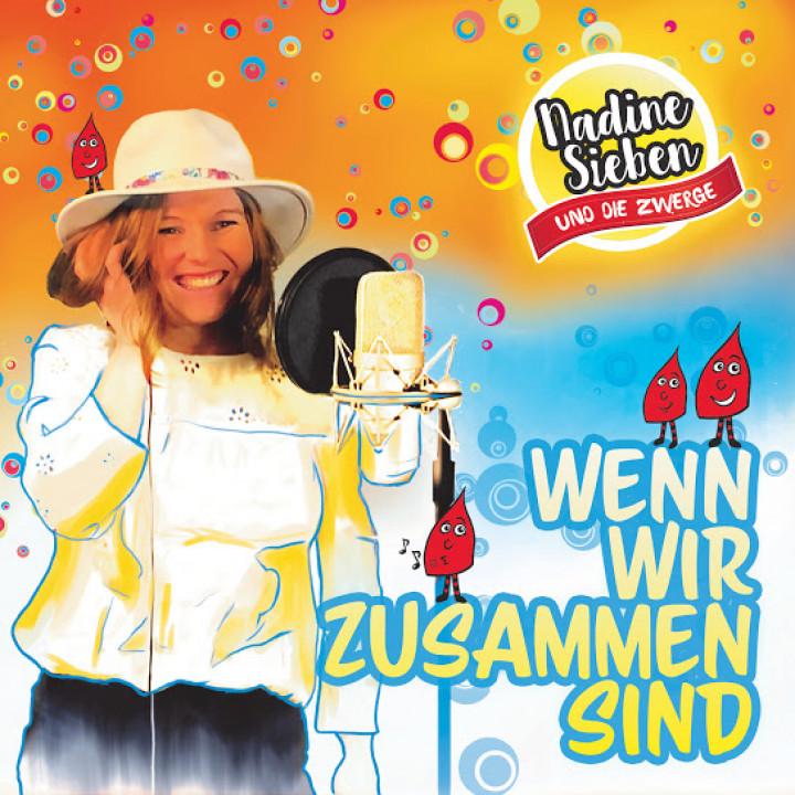 Nadine Sieben - Wenn wir zusammen sind - Cover