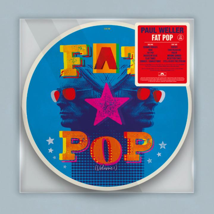 Fat Pop Picture Disc