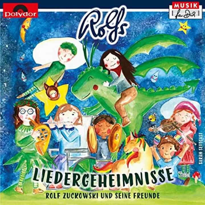 Rolfs Liedergeheimnisse - Rolf Zuckowski und seine Freunde