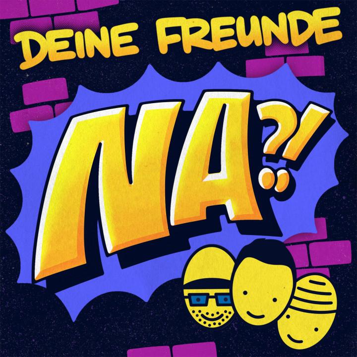 Deine Freunde - Na?! - Cover