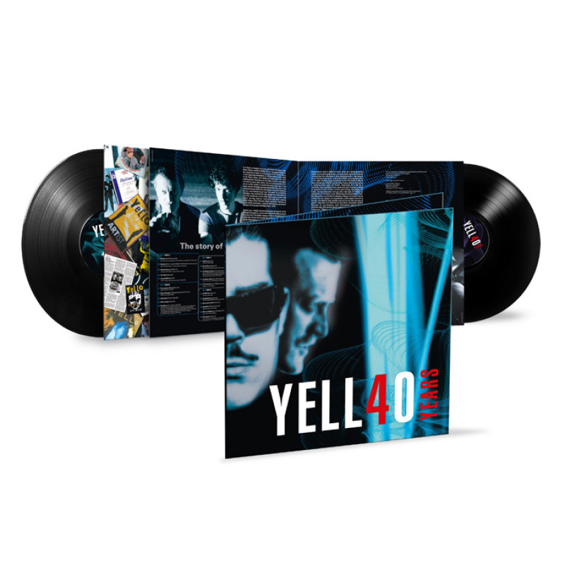 YELL4O YEARS (Ltd. 2LP)