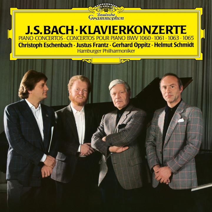 J. S. Bach Klavierkonzerte BWV 1068, 1061, 1060, 1063