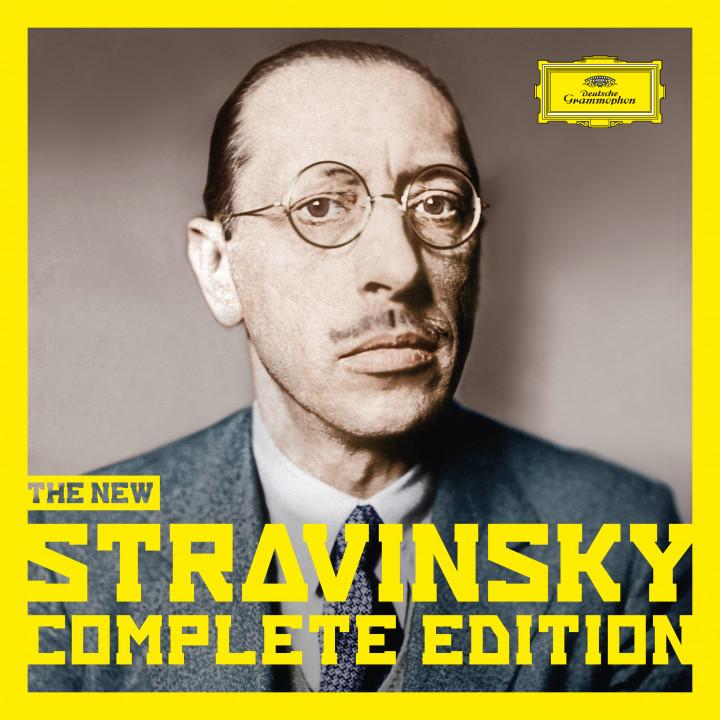 Igor Stravinsky – The New Complete Edition