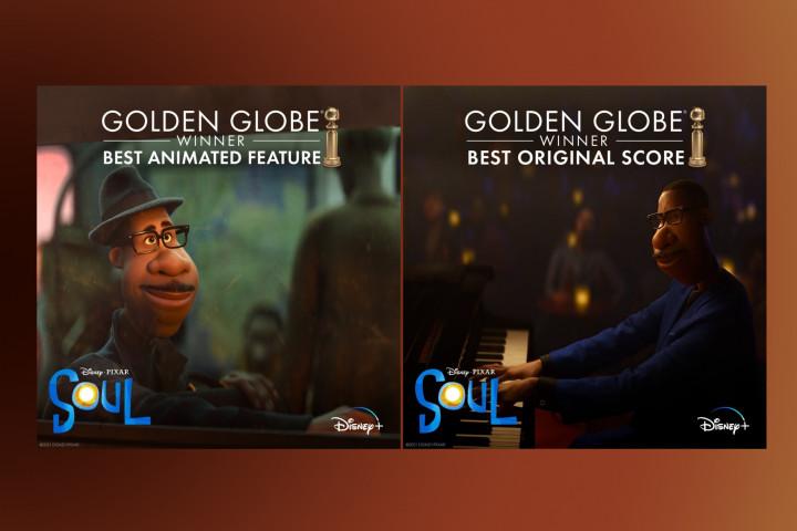 SOUL Golden Globes - Newsbild