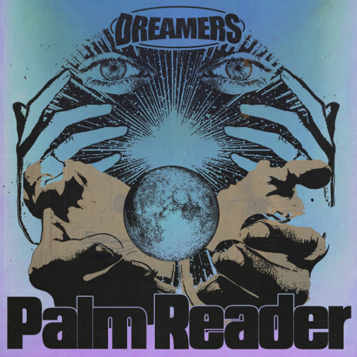 Palm Reader Cover