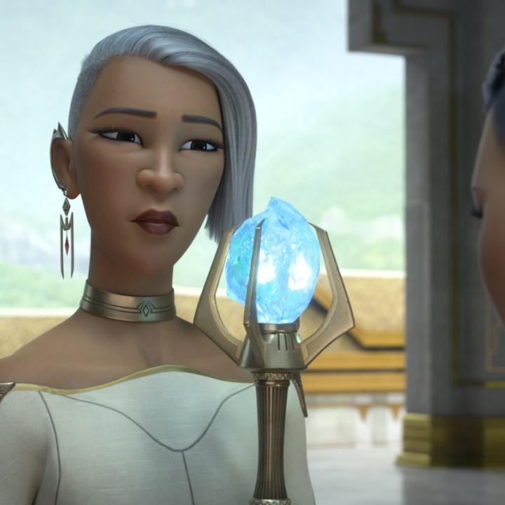 RAYA Szenenbild
