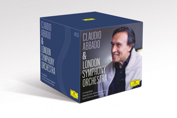 Claudio Abbado & London Symphony Orchestra - Complete Deutsche Grammophon & Decca Recordings