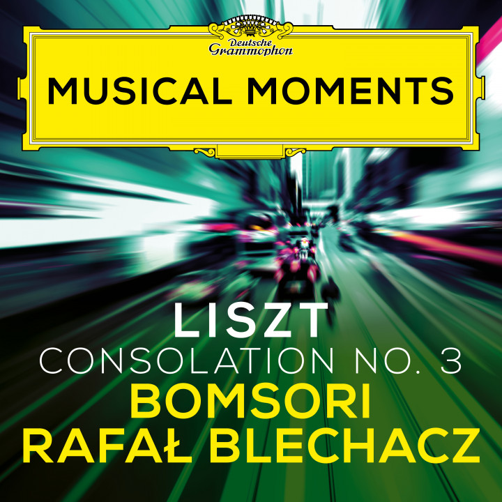 Bomsori - Liszt: Consolation No. 3 - Musical Moments Cover