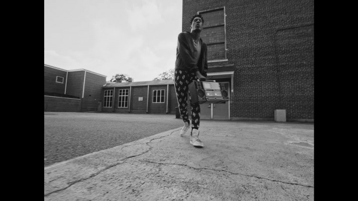 SHOW ME THE WAY (feat. Zadie Smith)