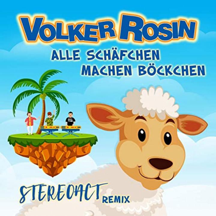 Alle Schäfchen machen Böckchen - Stereoact Remix - Cover