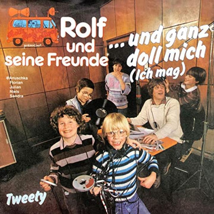 ...und ganz doll mich (Ich mag) - Rolf Zuckowski