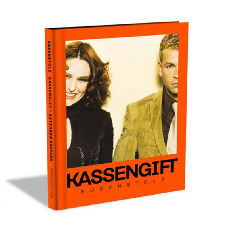 Kassengift (Ltd. Extended Edition)