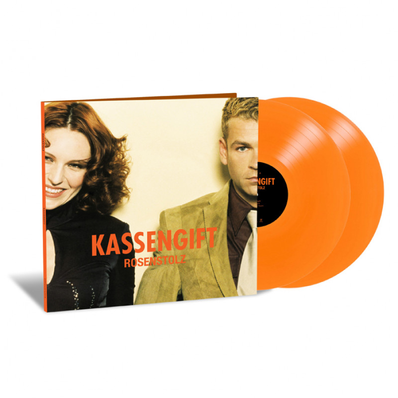 Kassengift (Ltd. Colored Vinyl)