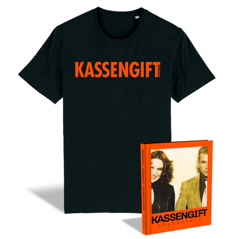 Kassengift (Ltd. Extended Edition) + T-Shirt (Größe L)